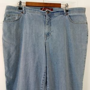 (3/$20) Gloria Vanderbilt straight leg jeans